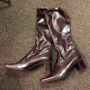 Franco Sarto NWOT Sexy Brown Autumn Winter Boots